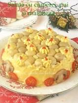 Salata-cu-ciuperci-pui-si-maioneza-3