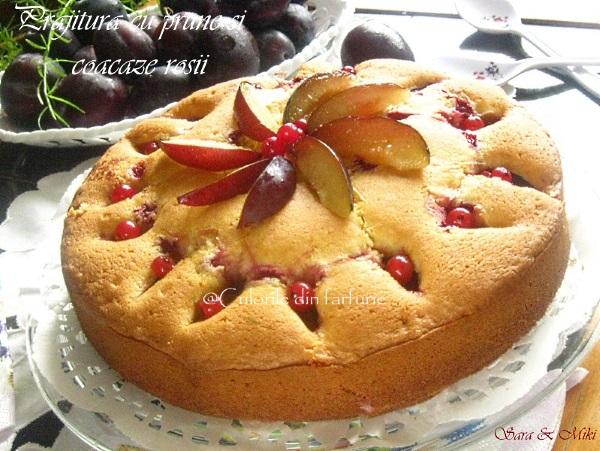 Prajitura-cu-prune-si-coacaze-rosii-4-1