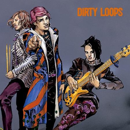 Cómics y música (XXXIX): Hirohiko Araki y Dirty Loops