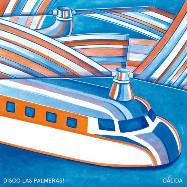 Comics y Música (XXXX) Disco las Palmeras! y Roberto Massó