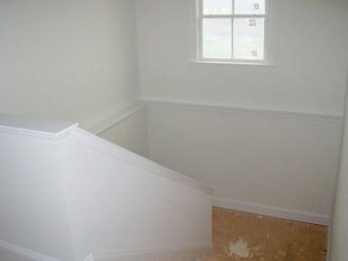 Trim in Stairwell