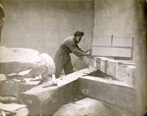 brancusi-in-atelier