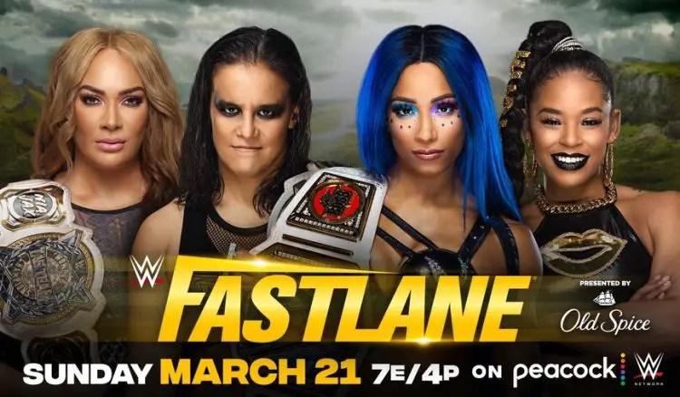 Women's Tag Team Championship Match Set For WWE Fastlane 2021 | Cultaholic