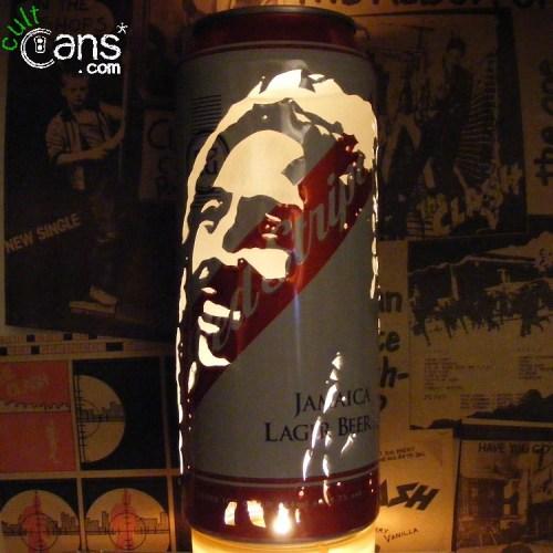 Cult Cans - Bob Marley