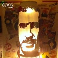 Cult Cans - Eric Cantona