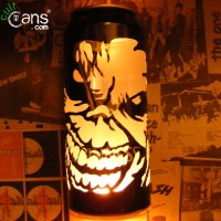 Cult Cans - Iron Maiden 'Eddie' 2