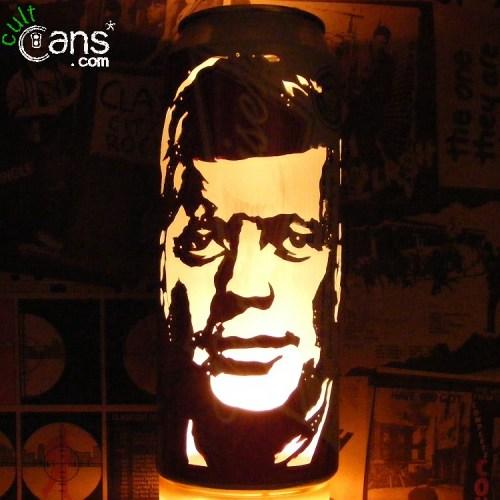 Cult Cans - JFK