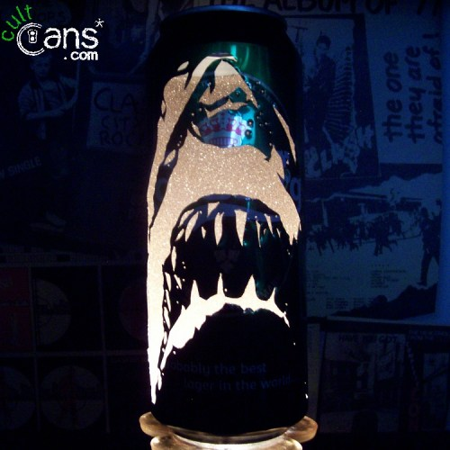 Cult Cans - Jaws