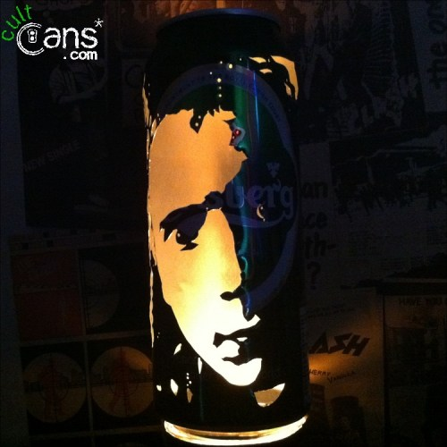 Cult Cans - John Lydon 'Johnny Rotten'