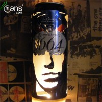 Cult Cans - Keith Richards 2