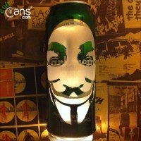 Cult Cans - V For Vendetta 2