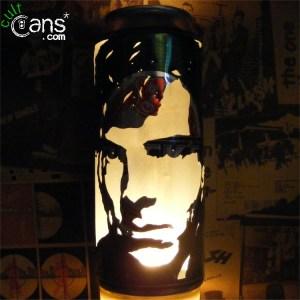 Benedict Cumberbatch 'Sherlock' Beer Can Lantern