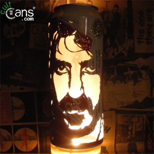 Cult Cans - Frank Zappa