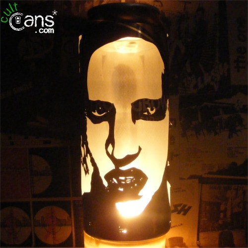 Cult Cans Marilyn Manson 1