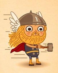 Mike Mitchell - JLU - Thor