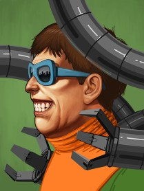 Mike Mitchell Doctor Octopus