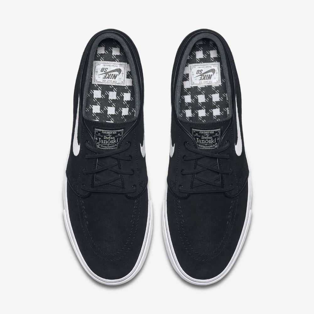 Nike SB Zoom Stefan Janoski OG Black