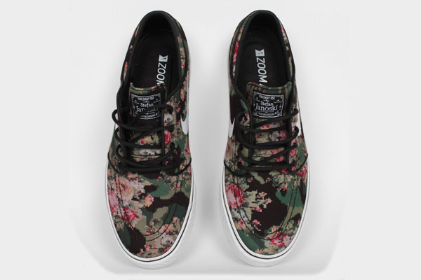 Nike SB Stefan Janoski Digi Floral | Cult Edge