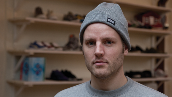 Sneakersnstuff: An interview with Erik Fagerlind