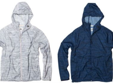 Reigning Champ hooded jacket