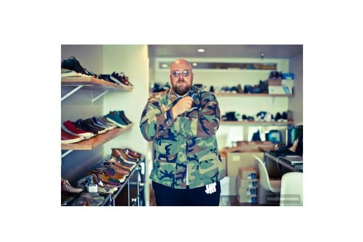 Gourmet Footwear | Jon Buscemi