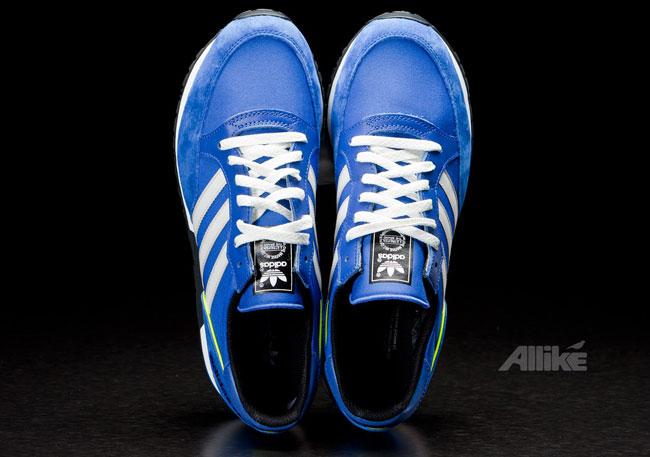 Adidas Phantom True Blue/White Vapour/Black