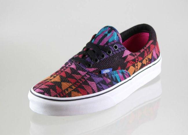 Vans Era Inca Black / Pink