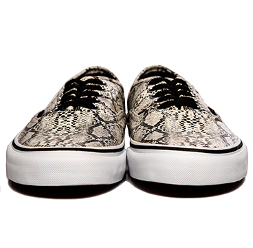 ... Vans Authentic Snakeskin Fall 2013 ... f387414aaf