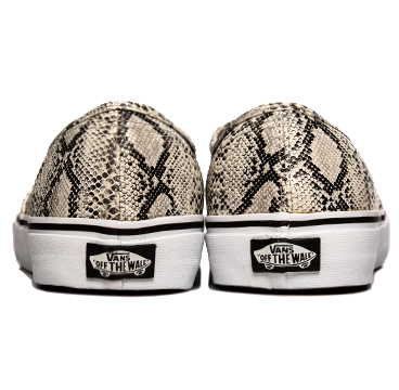 ... Vans Authentic Snakeskin Fall 2013 a7bbcb05e8