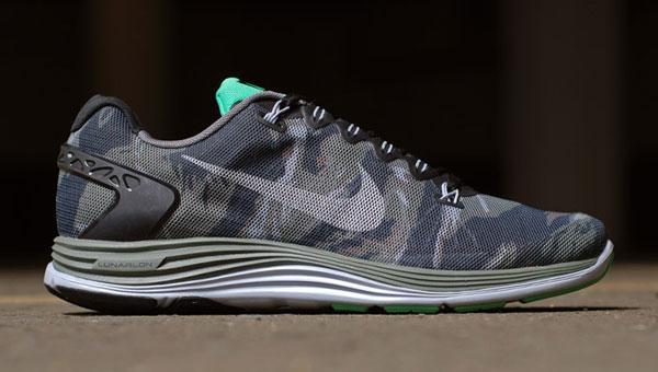 Nike LunarGlide+ 5 EXT Camo