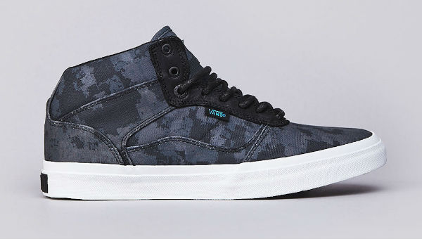 Vans OTW Bedford Hyperstealth Black / Blue