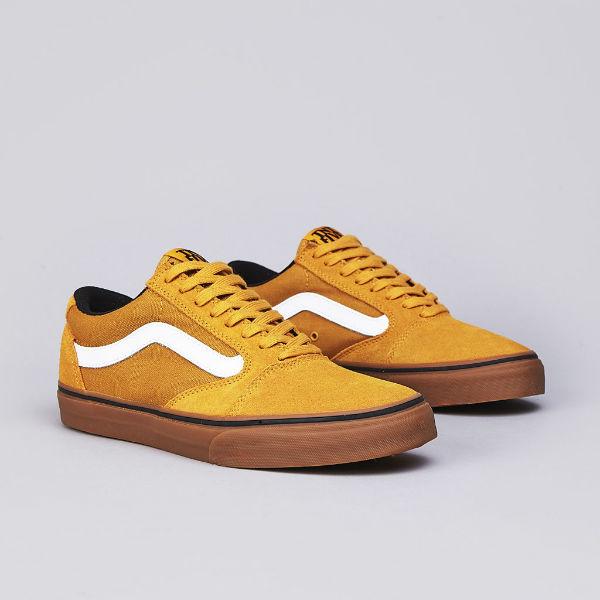 Vans TNT 5 Mustard / Gum | Cult Edge