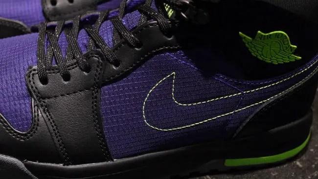 Air Jordan 1 Trek  Purple / Black