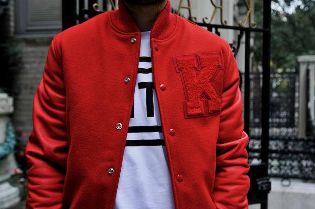 Kith x Golden Bear Fall / Winter 2013 Varsity Jacket