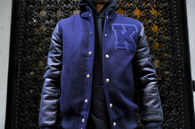 Kith x Golden Bear Fall / Winter 2013 Varsity Jacket