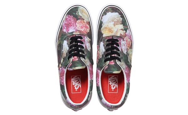 """Vans x Supreme Era """"Floral Pack"""""""