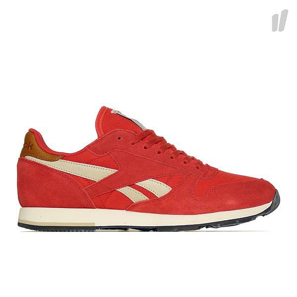 Reebok Classic Leather Utility Red / Pebble
