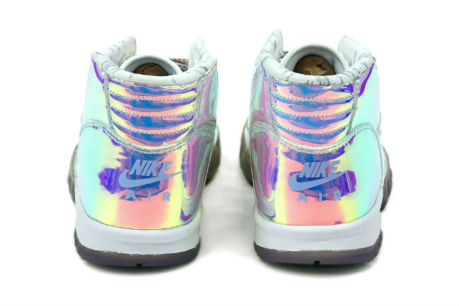 Nike Air Trainer 1 Mid Silver Speed Super Bowl