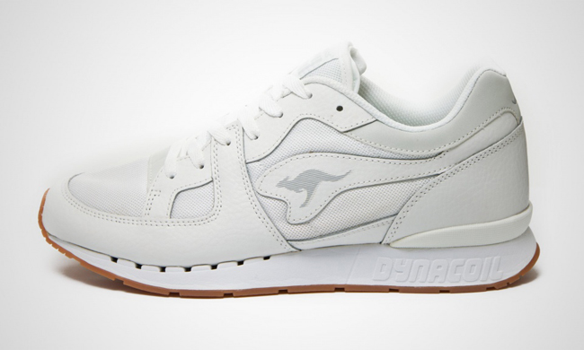 KangaROOS Coil R1 All White