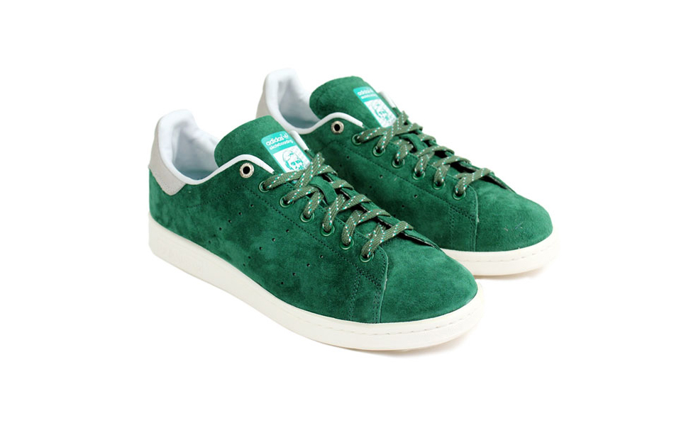 declarar Absolutamente En honor  adidas Originals Stan Smith Skateboarding Amazon Green | Cult Edge