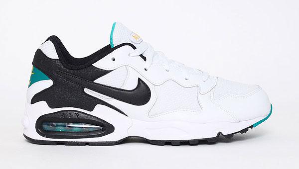 e34992cef10c3a Nike Air Max Triax 94 White   Black – Turbo Green