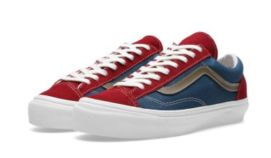 Vans Vault Style 36 LX Rio Red