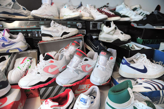 Sneakerqueen collection
