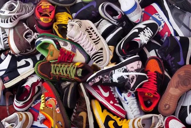 Sneakerqueen collection