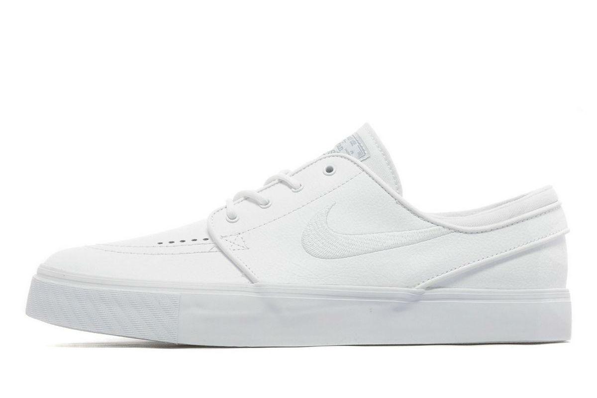 Nike SB Stefan Janoski Leather White