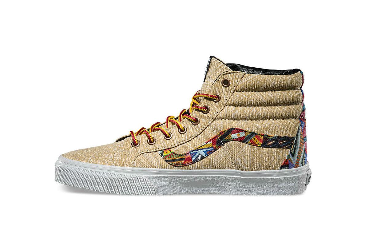 0e4c02d162 Vans x Zio Ziegler OTW Gallery SK8-Hi Reissue · Vans x Zio Ziegler OTW  Gallery SK8-Hi Reissue · Vans Sk8-Hi Zip CA Boot Leather Agate Gray