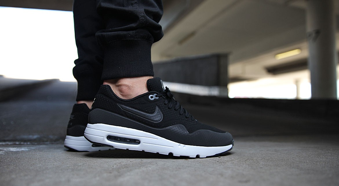 Nike Air Max 1 Ultra Moire Dark Grey | Cult Edge