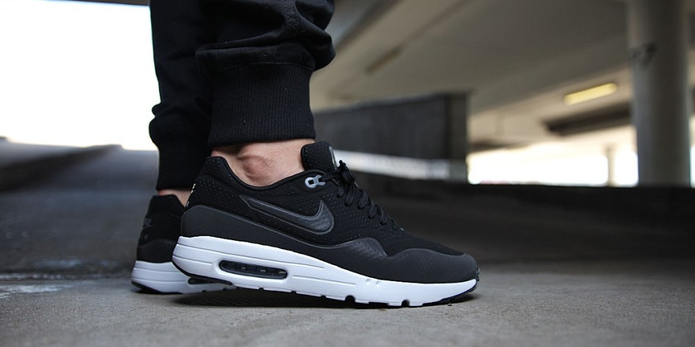 le dernier b3d15 07f47 Nike Air Max 1 Ultra Moire Dark Grey | Cult Edge