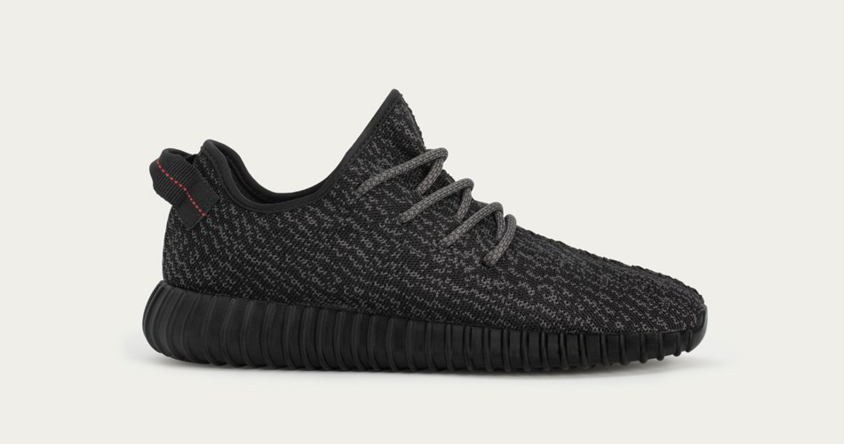 44bab406744 adidas Originals Yeezy Boost 350 Black