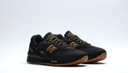 New Balance CM 1600 AG 'Black N Gold'